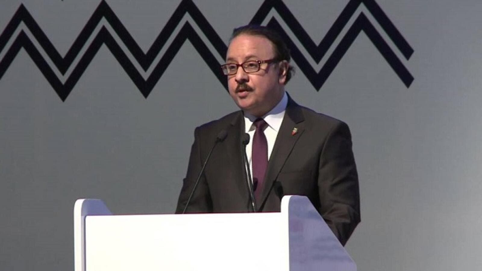 Egyptian Minister of Communications and Information Technology, Yasser El-Kady. (YouTube)