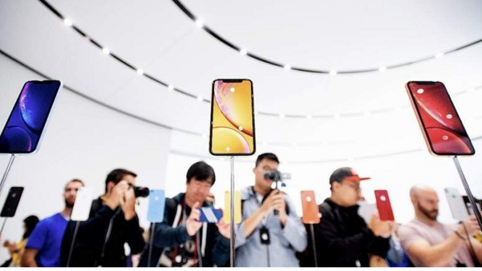 The iPhone XS and XS Max will be available across the UAE on September 21. (Khaleej Times)