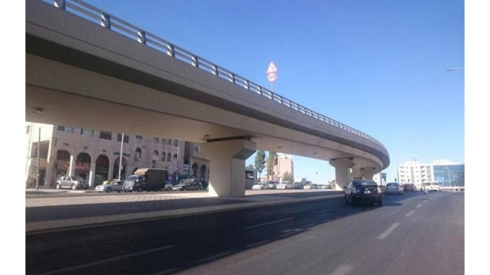 The construction of the Bus Rapid Transit should be done by late 2020. (The Jordan Times)