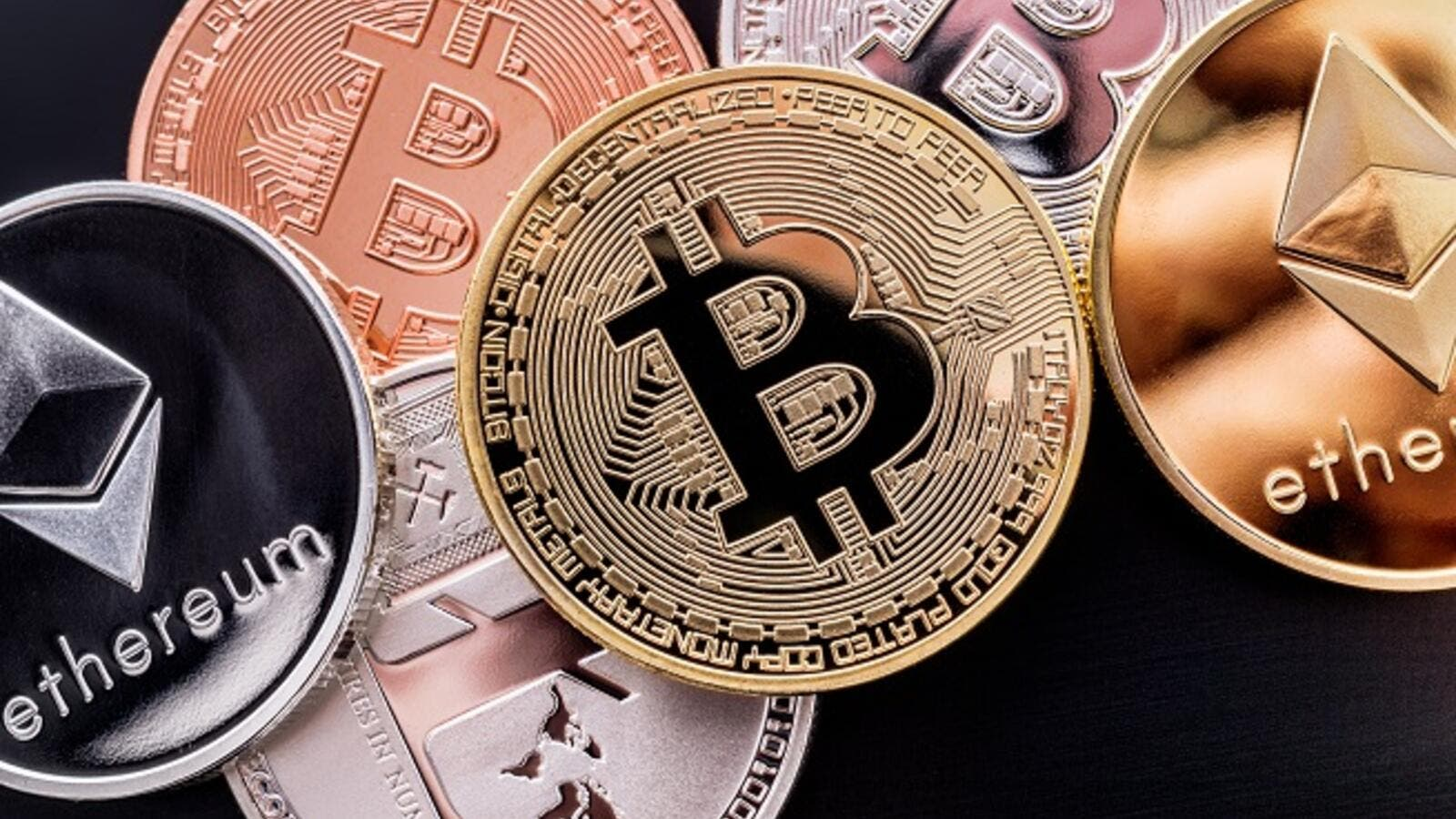 Crypto prices were under pressure in recent weeks, with Bitcoin falling 70% from its December high just short of $20,000. (Shutterstock)
