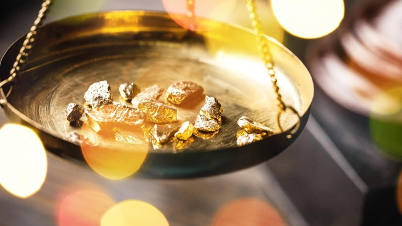 Gold prices edged higher on Wednesday, as investors looked ahead to the Federal Reserve's policy meeting, the last under the leadership of Janet Yellen. (Shutterstock)