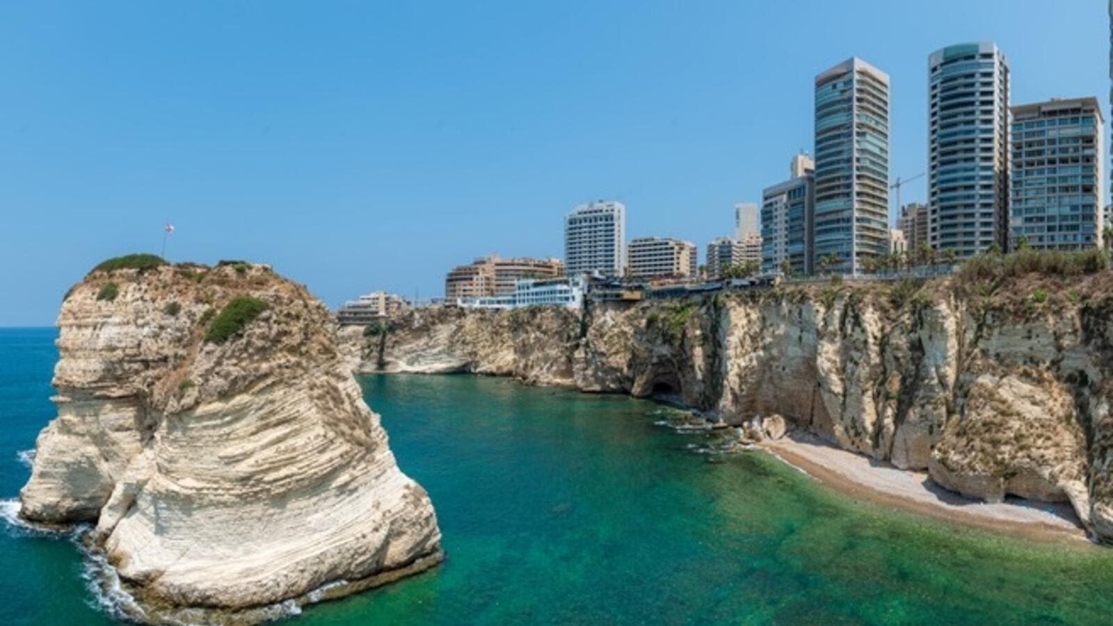 A new survey showed Beirut ranks as the world's eighth most expensive city in terms of the cost of living for expats. (Shutterstock)