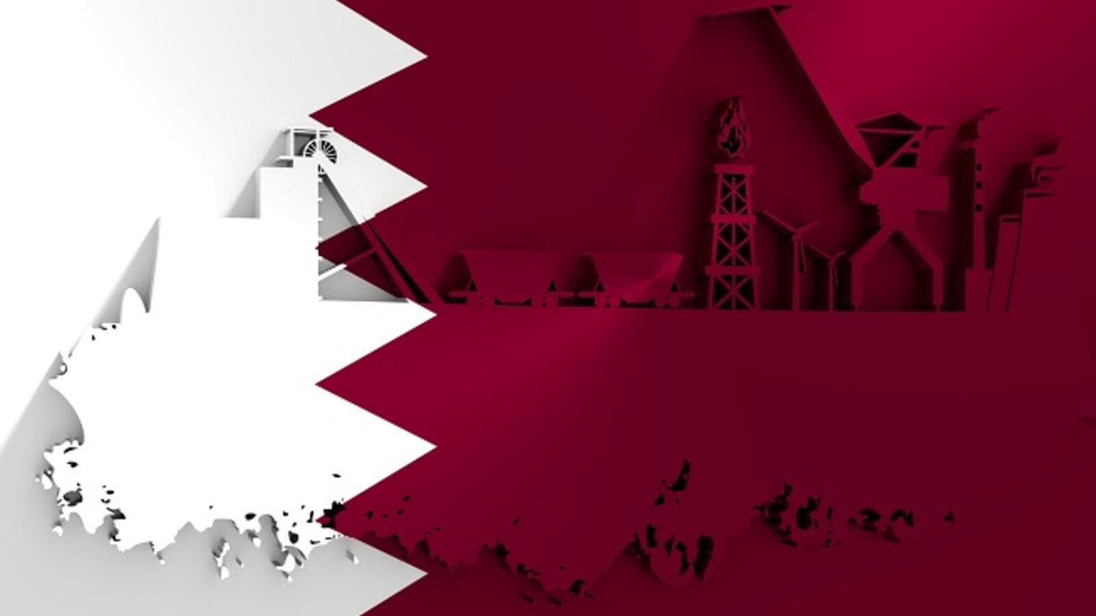 Qatar is preparing to speed up the growth of its natural gas sector by 30 percent. (Shutterstock)