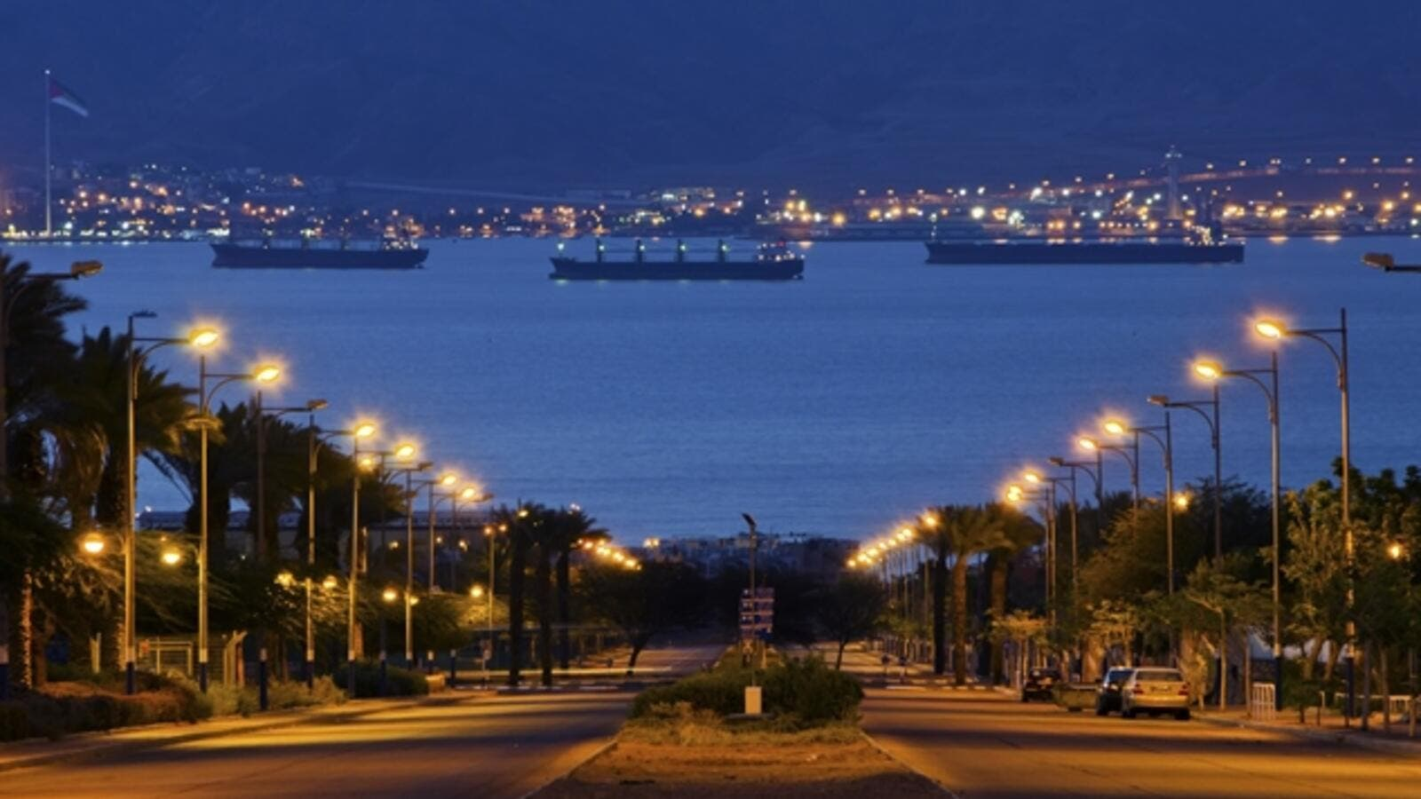 The new Aqaba port will begin its operations mid-2018. (Shutterstock)