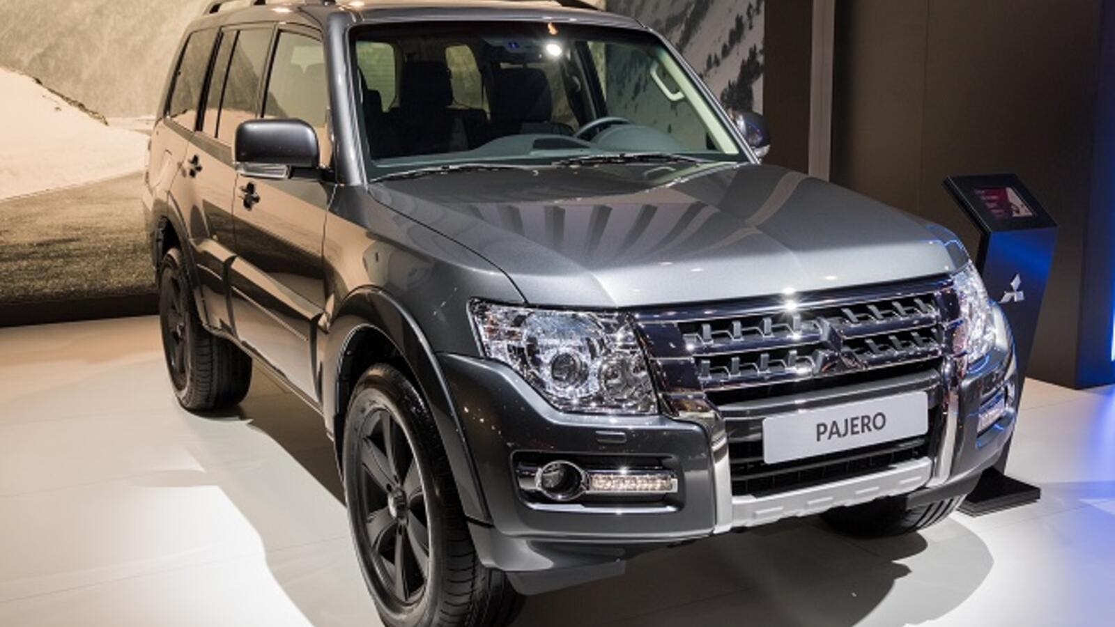 Pajero models from January 2013 to December 2017 are affected by the recall. (Shutterstock)