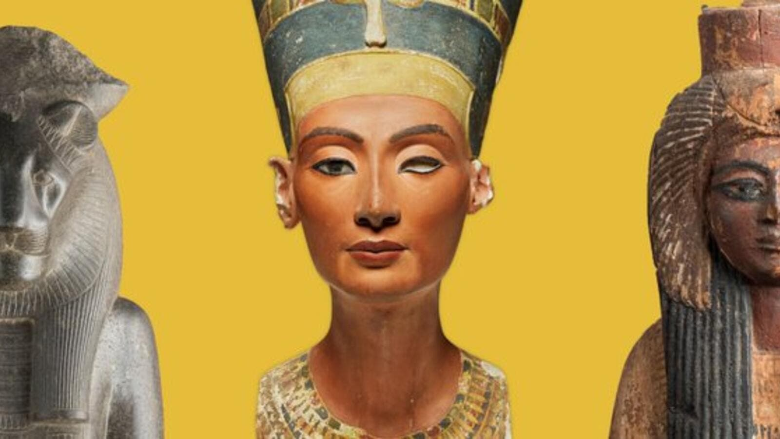 """Queens of Egypt"" exhibition (Twitter)"
