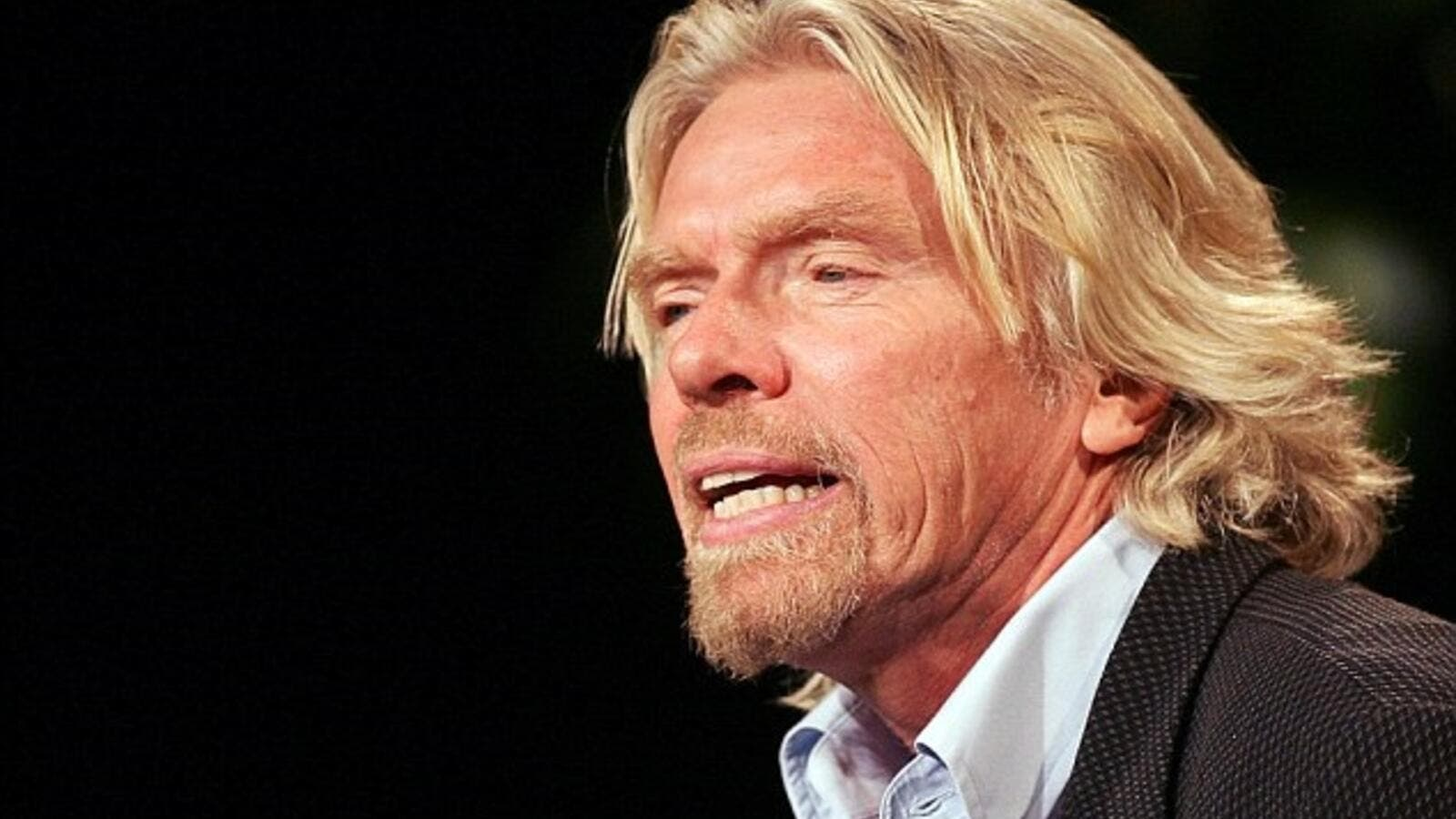 Richard Branson is the first foreign investor to publicly commit to Saudi Arabia's massive Red Sea project. (AFP)