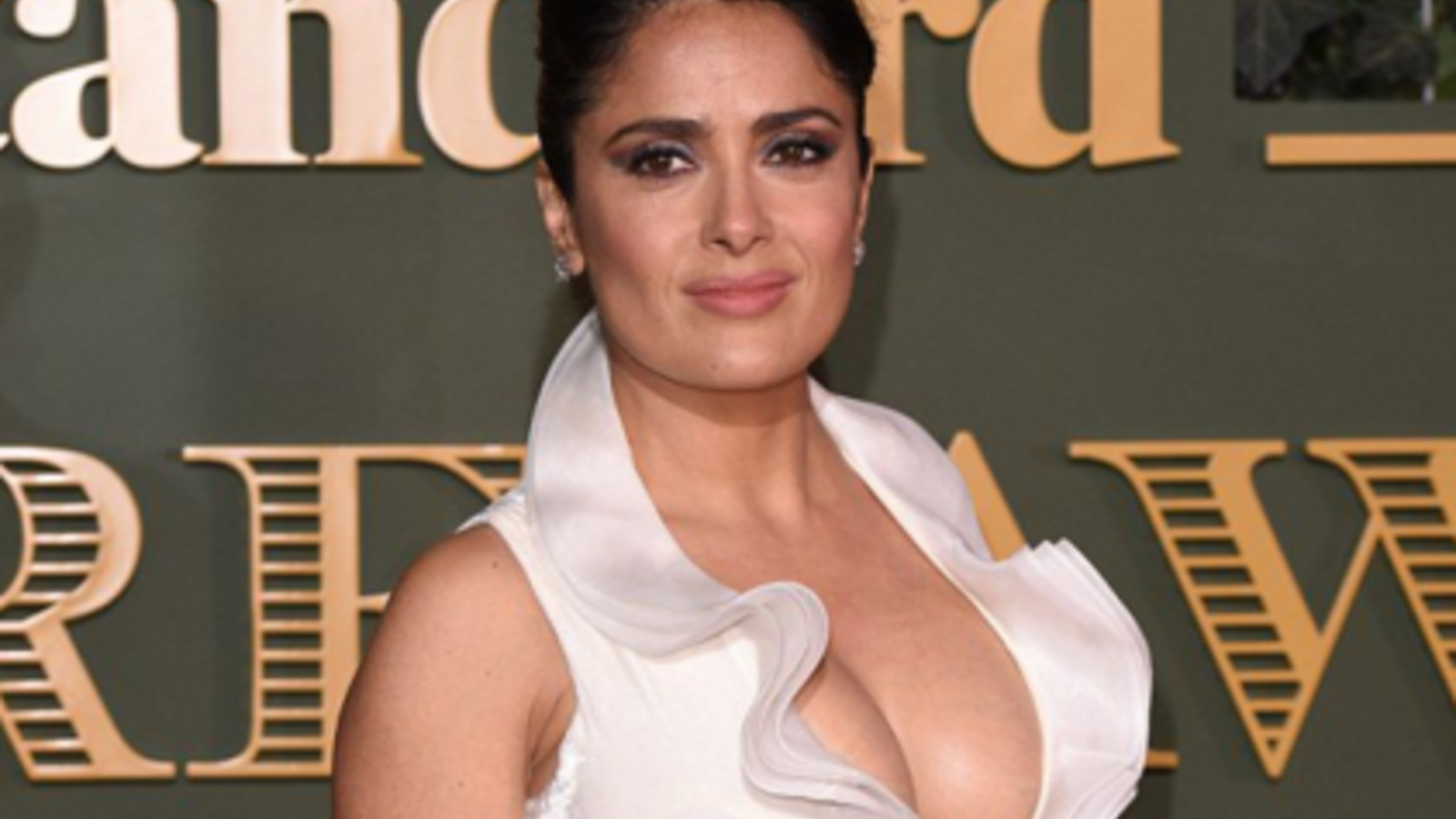 Salma's body can only be described as wowzers. (File photo)