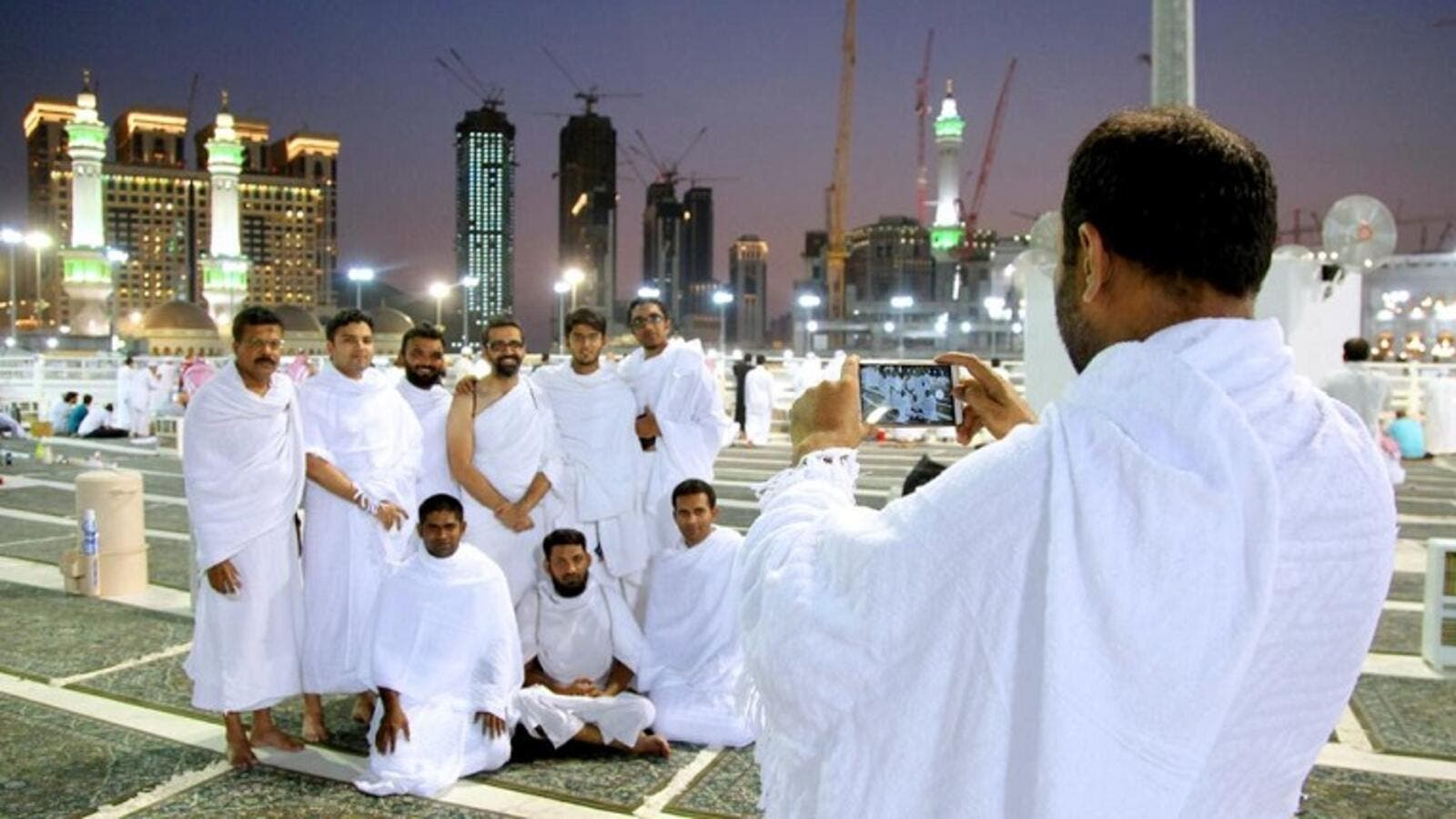 The report, by Arabian Travel Market (ATM), found that religious tourism in the kingdom is still driving demand. (AFP)