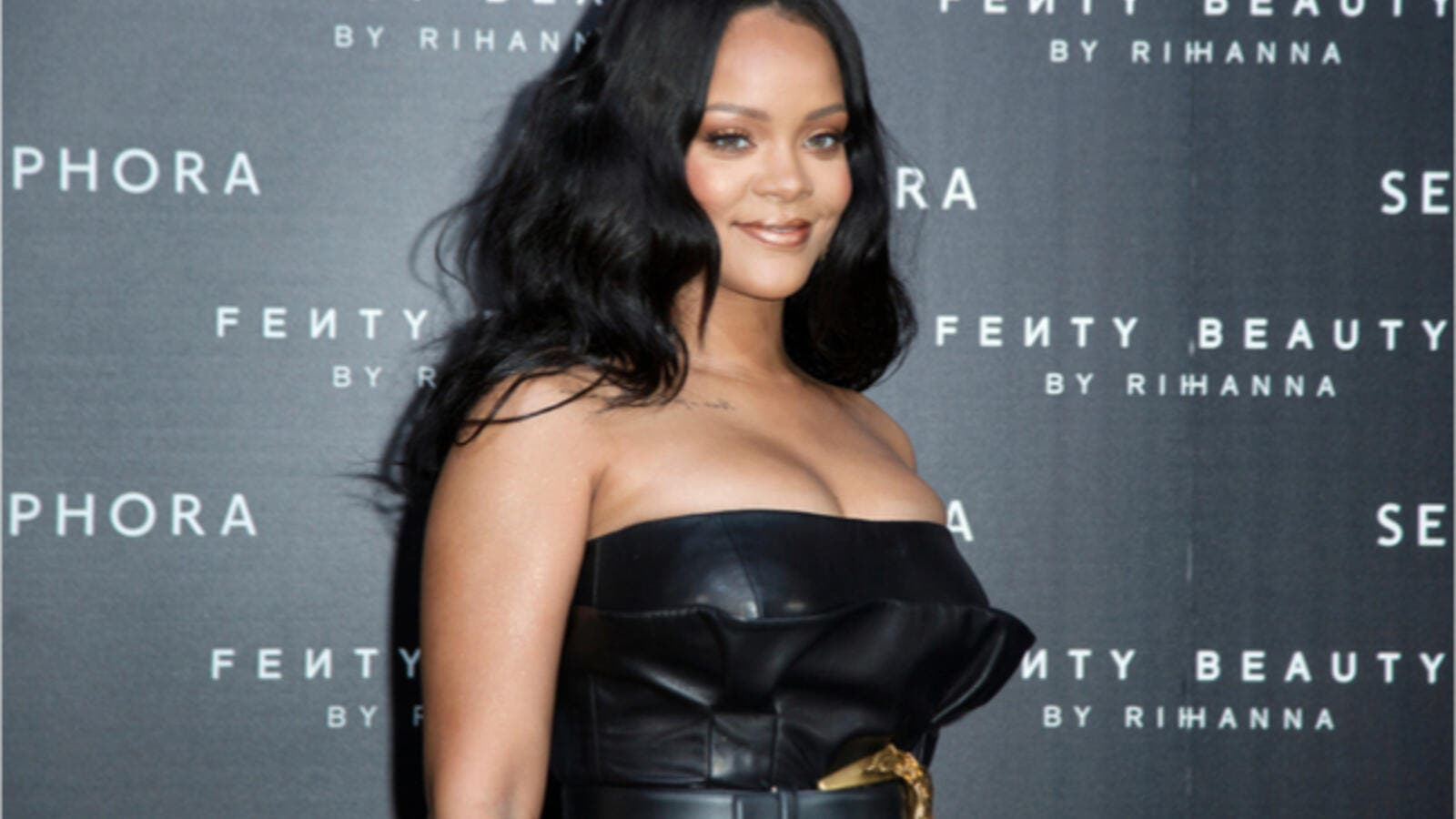Rihanna's intruder has been charged with felony stalking (Source: Andrea Raffin / Shutterstock)