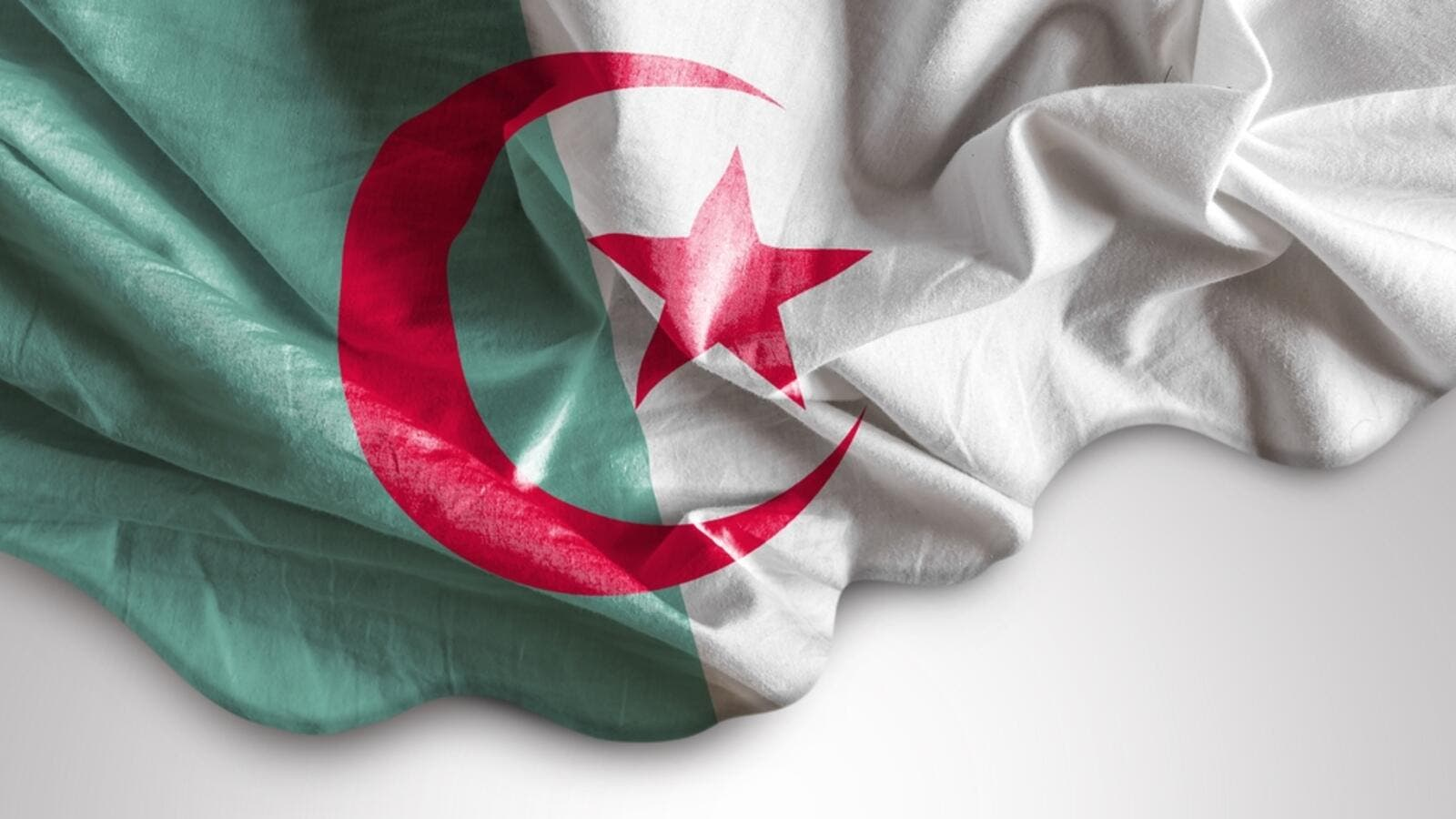 Algeria flag (Shutterstock/File Photo)