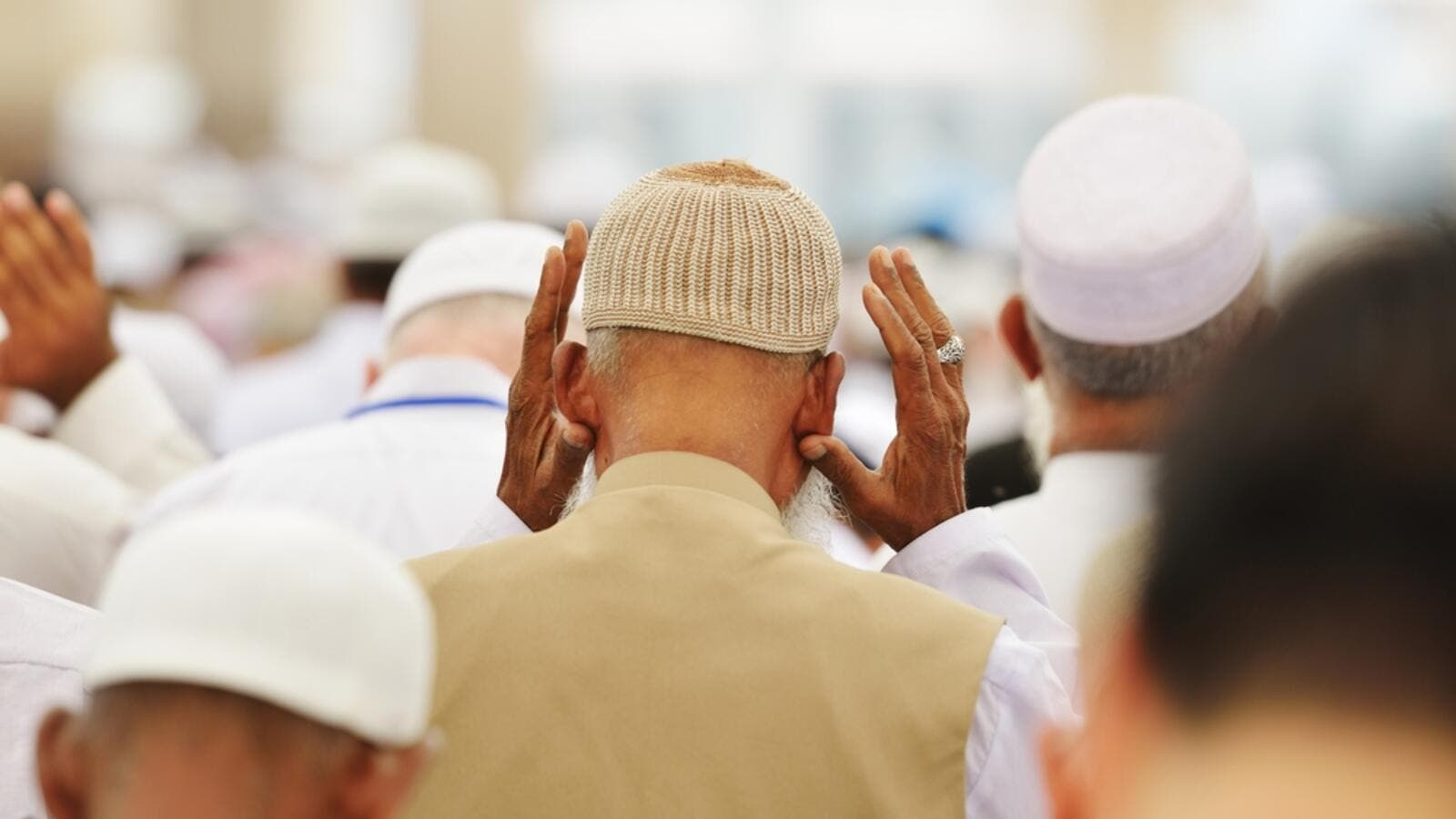 Hajj pilgrims (Shutterstock/File Photo)