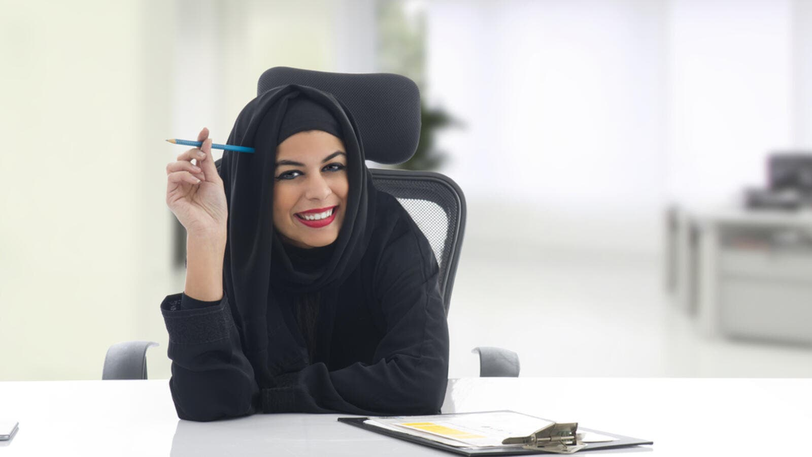 Nearly 40 percent of startups launched in Saudi Arabia in 2016 are owned by women (Shutterstock/File Photo)