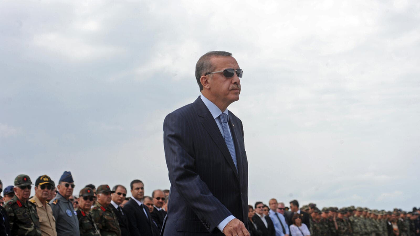 President of Turkey Recep Tayyip Erdogan (Shutterstock/File Photo)