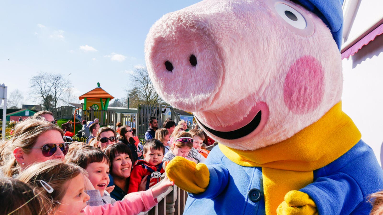 Peppa Pig World (Shutterstock/File Photo)