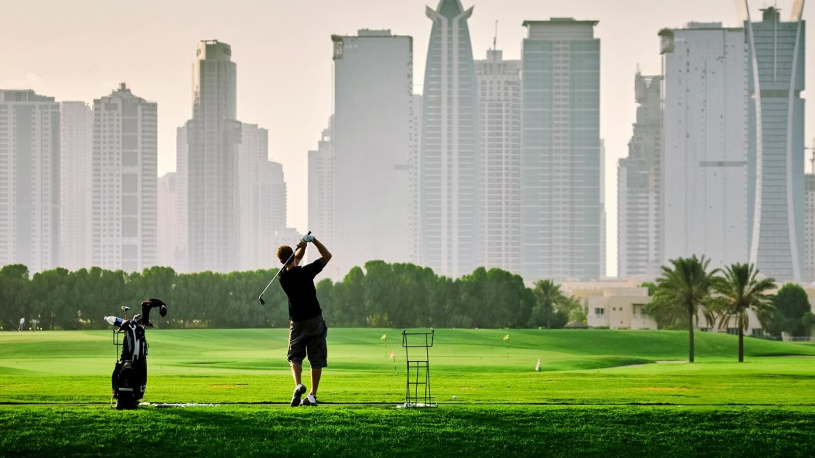 An unmissable location for golf enthusiasts (Shutterstock)
