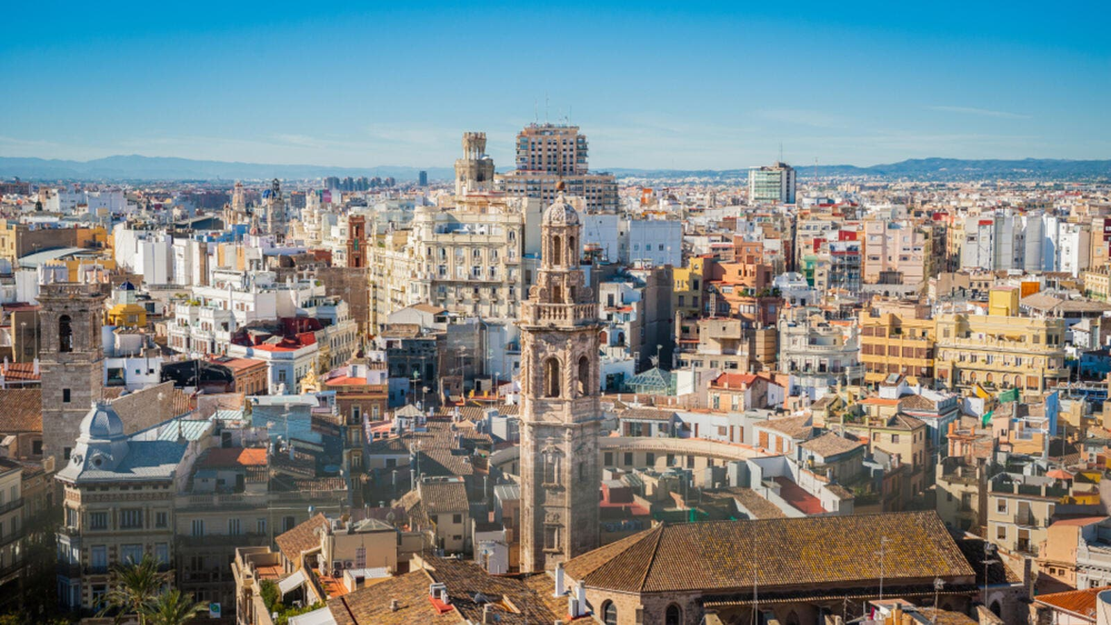 View of Valencia, Spain (Shutterstock/File Photo)