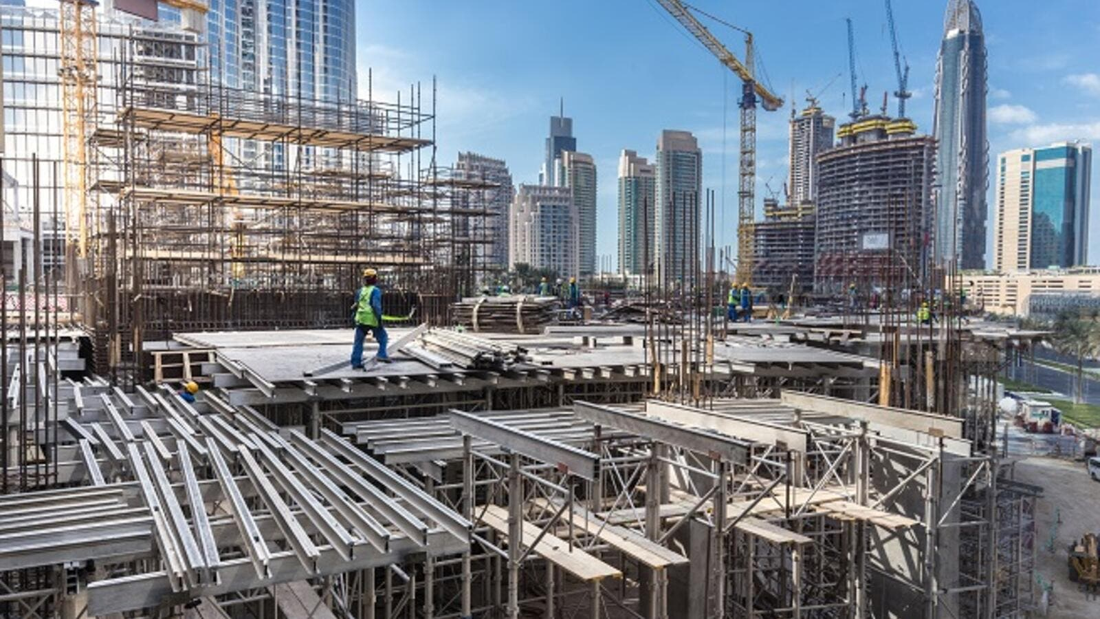 There are 15,090 active projects worth $795.4 billion in the UAE as of November end 2018. (Shutterstock)