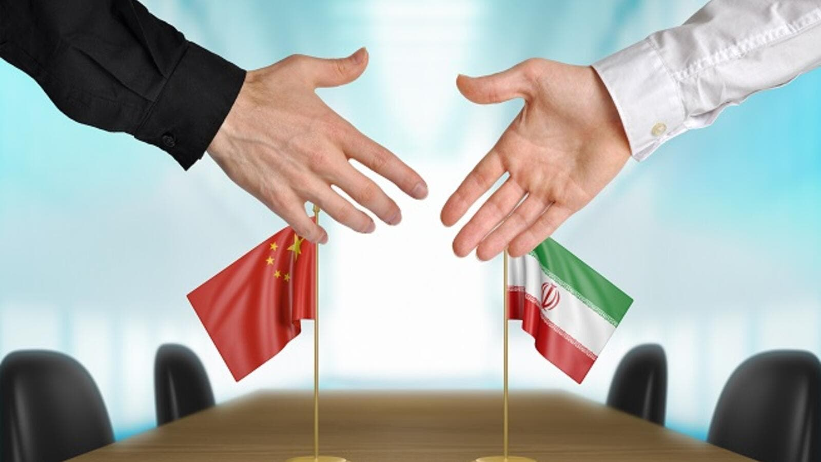 China is trying to expand and develop its relation with the Islamic Republic of Iran, using different organizations and institutions, in cooperation with the private sector, the deputy foreign minister emphasized. (Shutterstock)