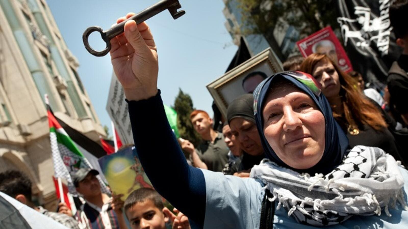 Russia will grant $10 million in financial aid for Palestinian refugees. (Shutterstock)