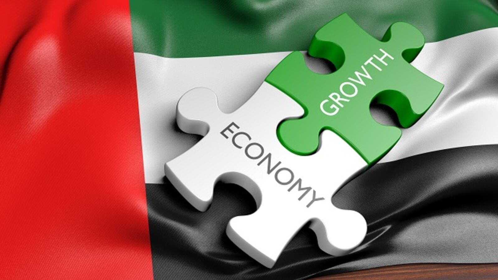 Several economic officials and analysts have affirmed that the outlook for the UAE economy is highly positive despite global headwinds. (Shutterstock)