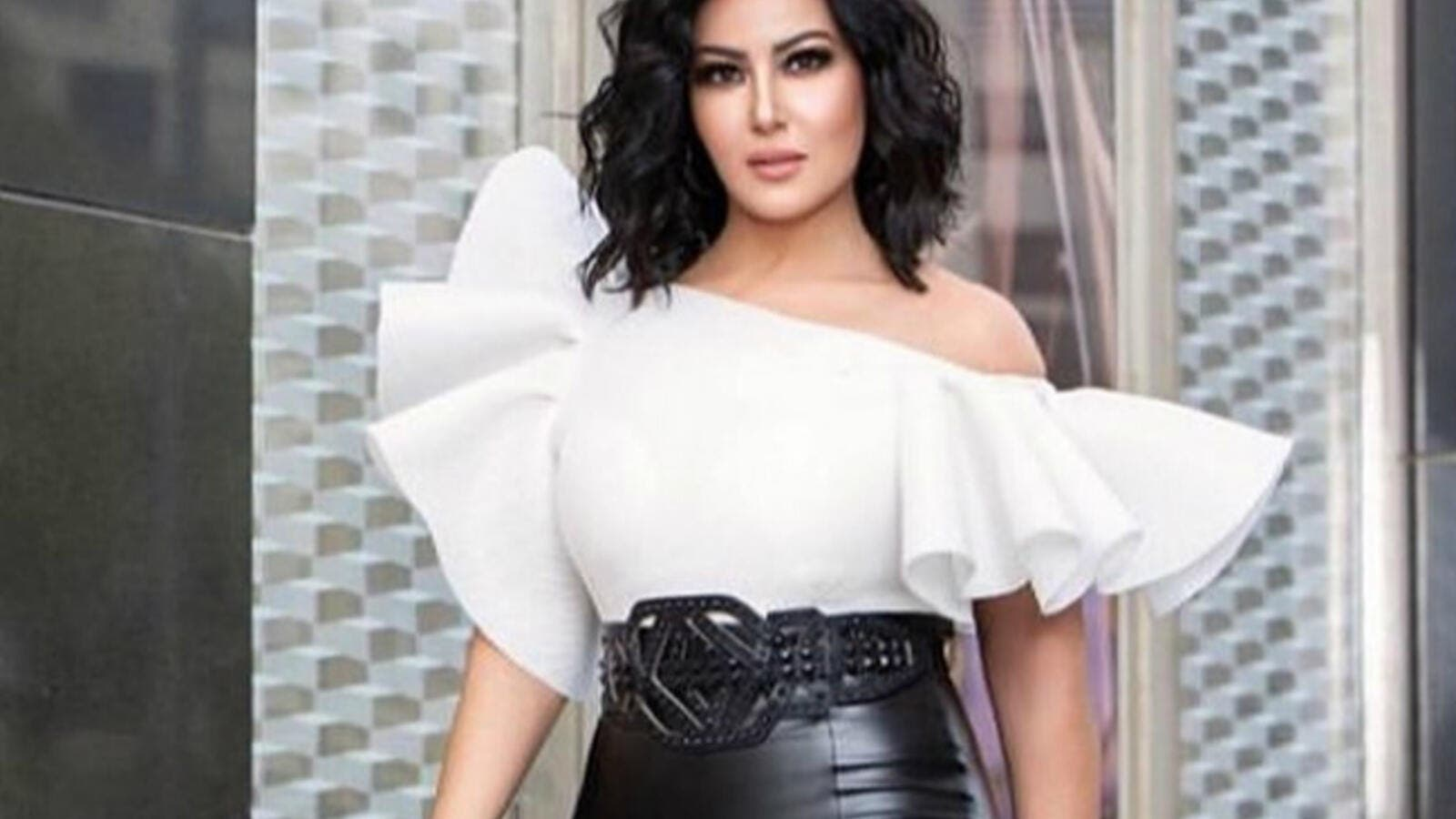 Egyptian actress Sumaya al-Khashab said that the marriage took her away from work a bit. (Source: somaia elkhashab - Instagram)