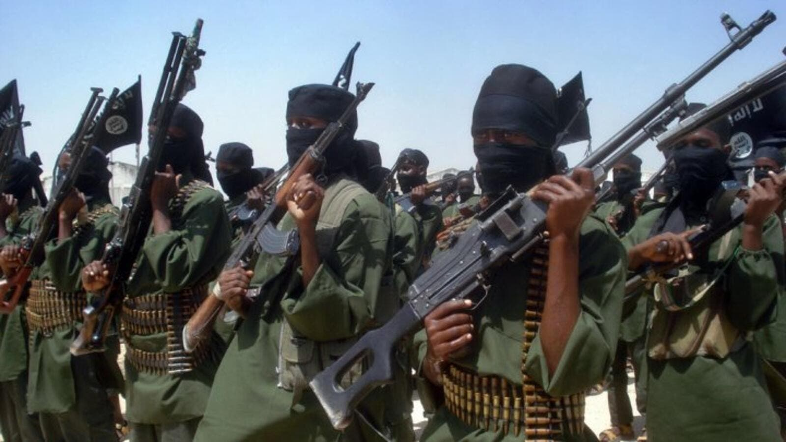 Somalia's ministers were attacked by jihadist group al-Shabaab Friday. (AFP/File)