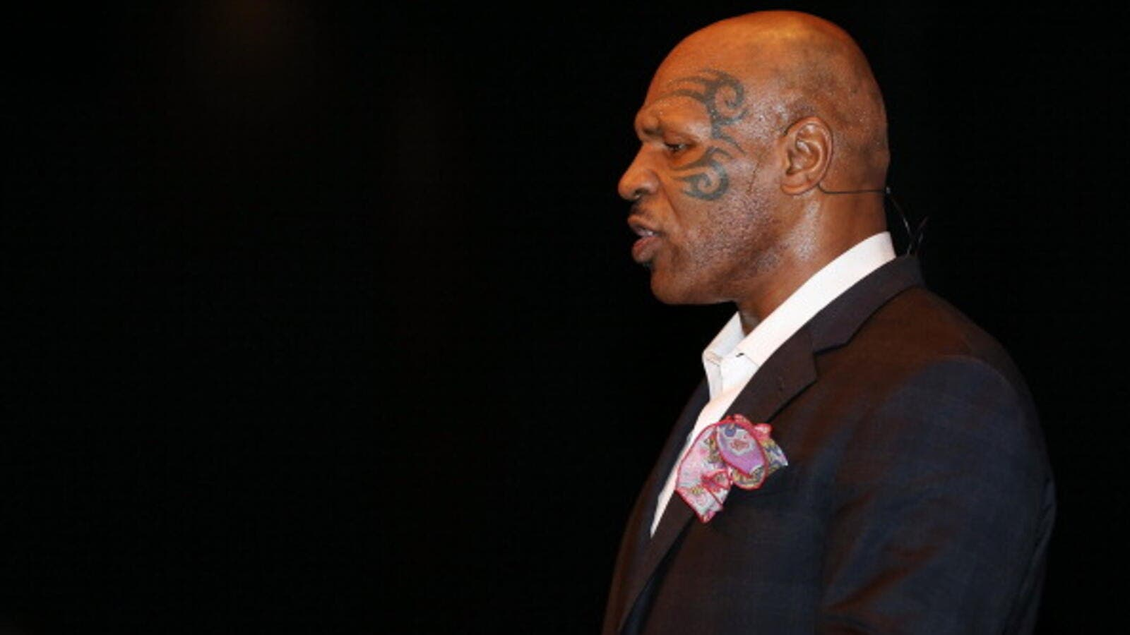 Tyson fools fans by tweeting about face tattoo removal | Al Bawaba