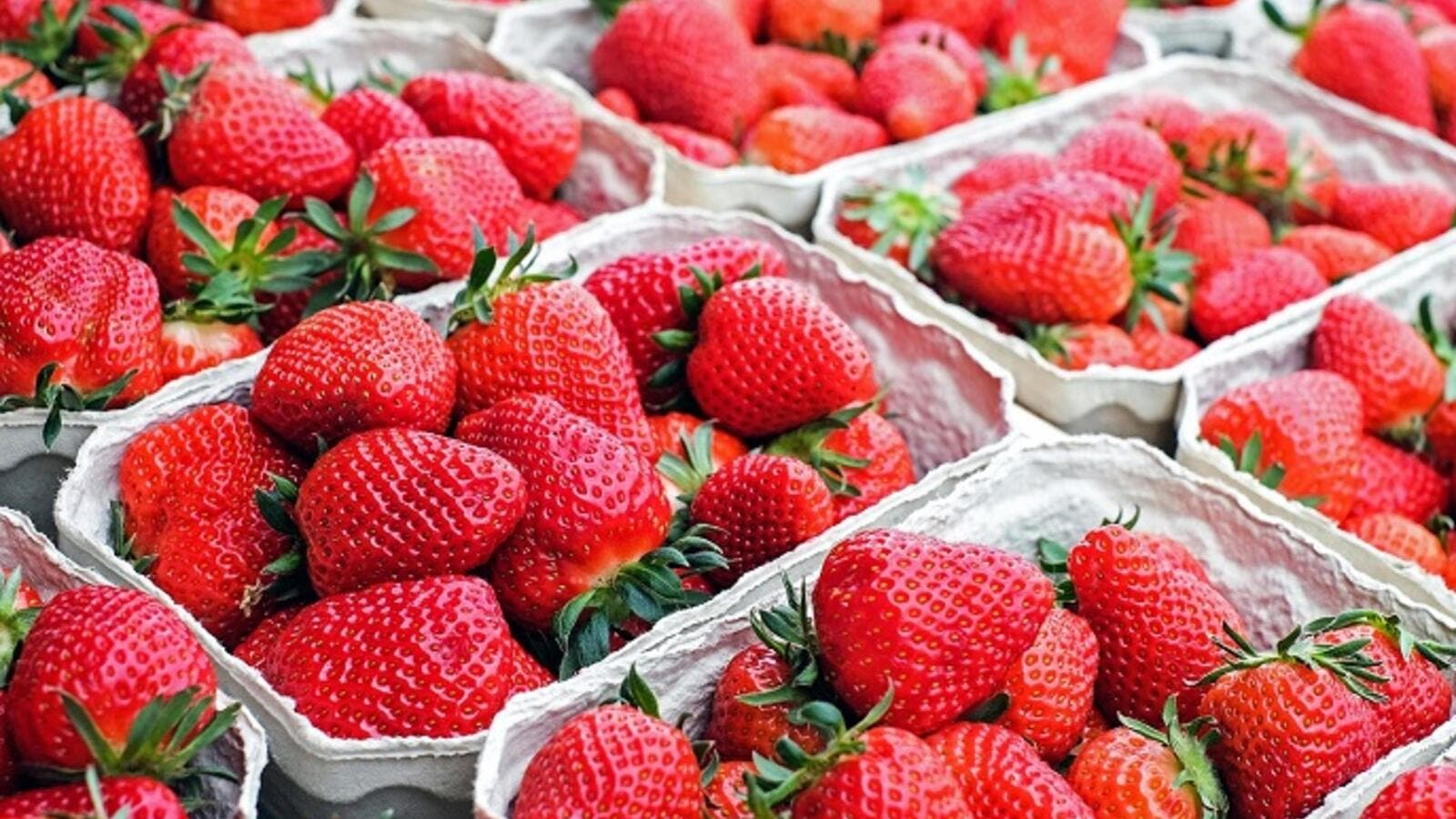 Saudi Arabia had previously enforced a two-month ban on Egyptian strawberries on July 8.  (Pixabay)
