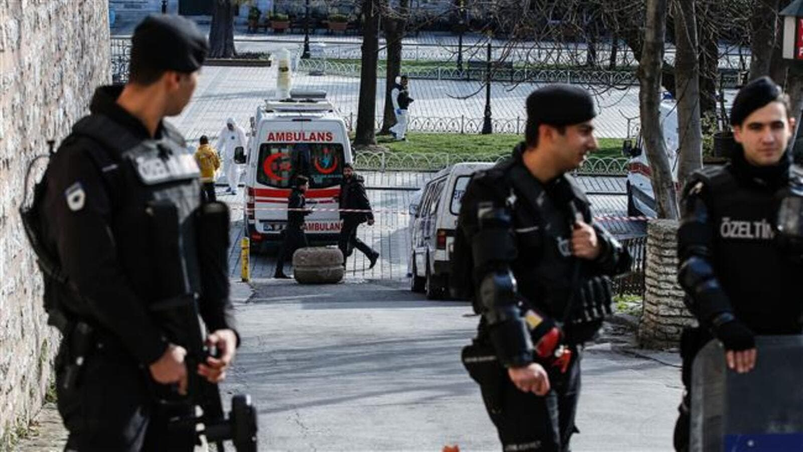 Turkey Hits Back at US Envoy's Remarks Tying it to Terrorism