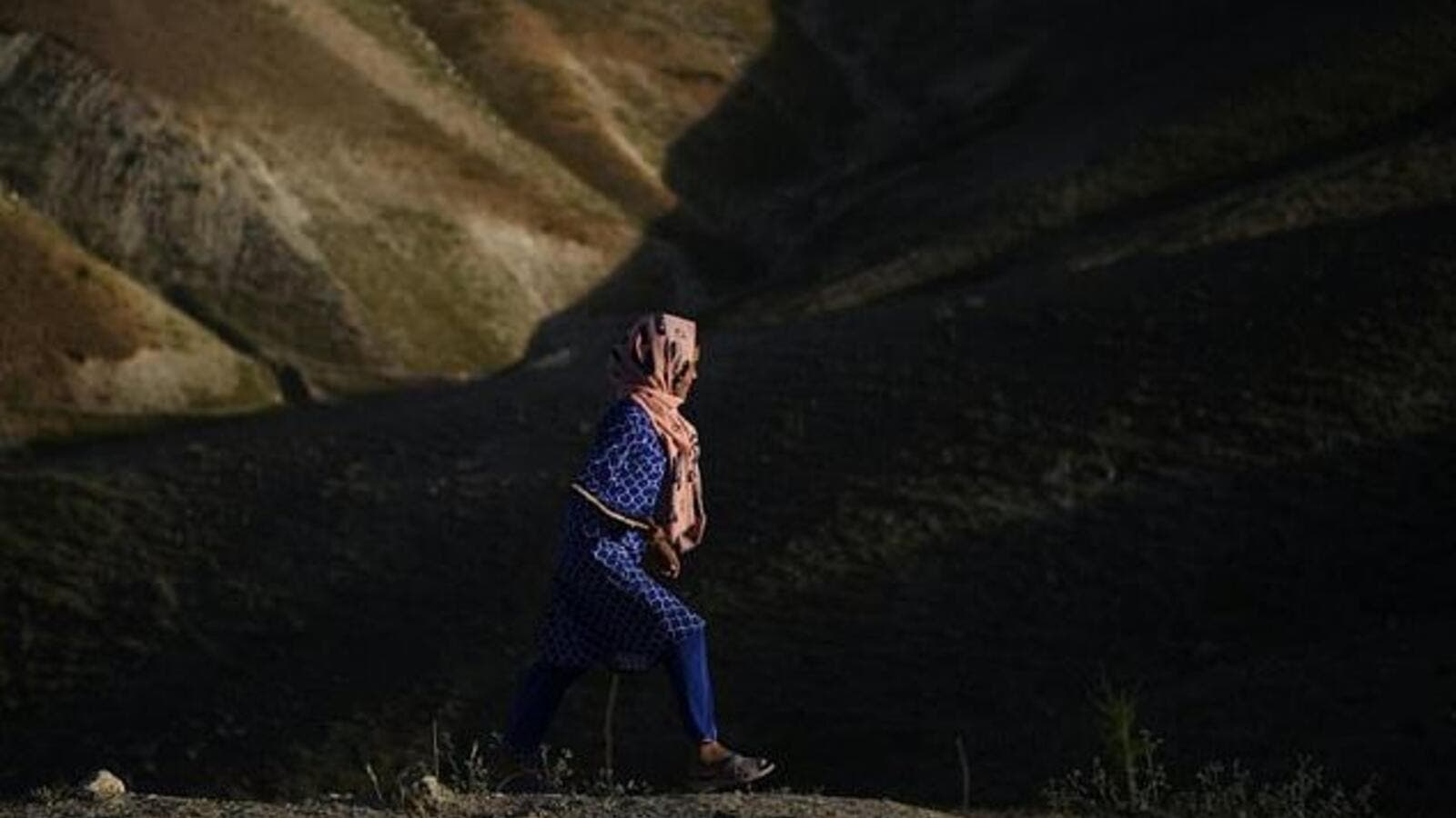 An Afghan child forced to marry a man at least twice her age in a traditional bridal exchange was tortured to death by her husband in a revenge killing.(AFP)