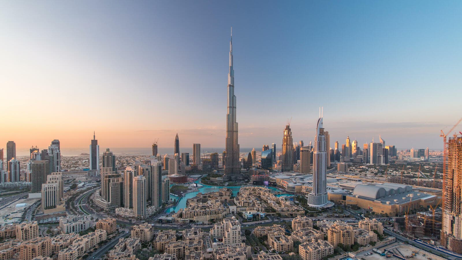 Prime residential property prices in Dubai fell 1.9 per cent in the first half of the year due to an oversupply in real estate market