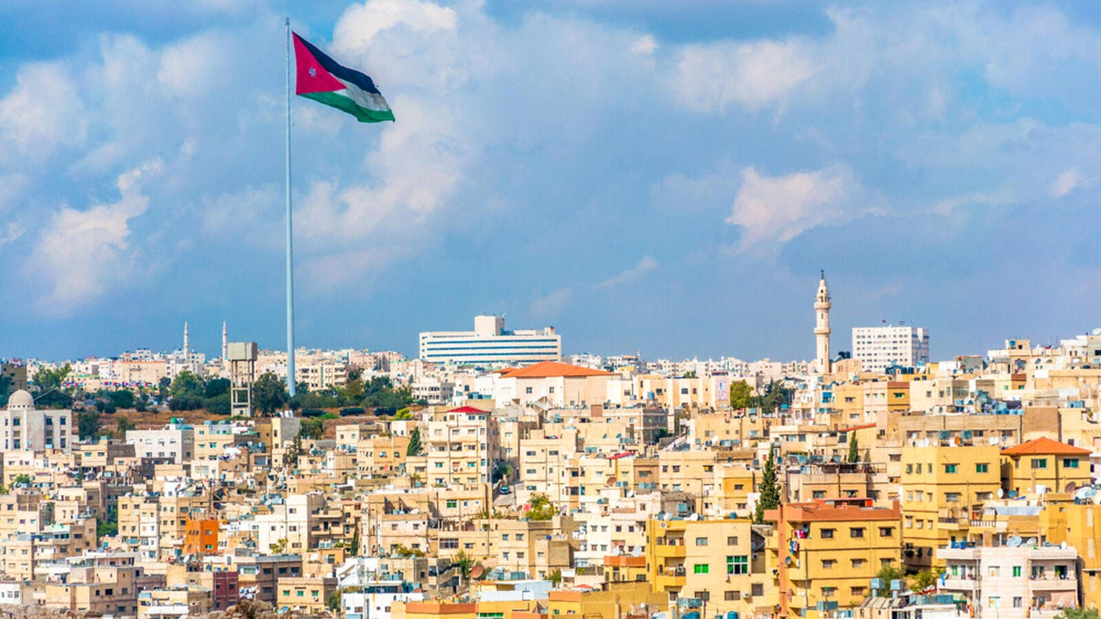 Jordan's real estate sector has been witnessing sharp decline in the last few years