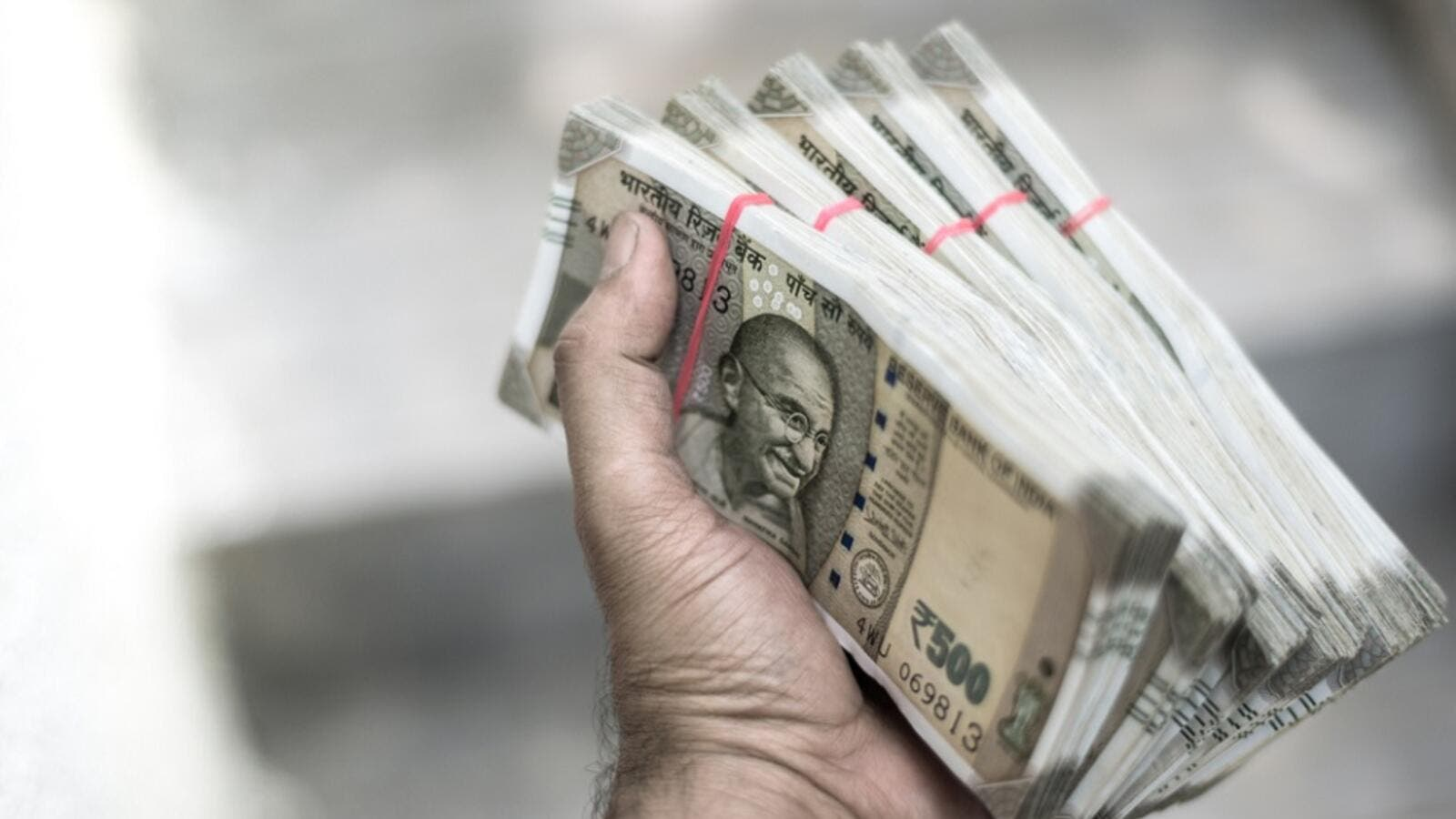 India's economic growth decelerated for the second consecutive year.