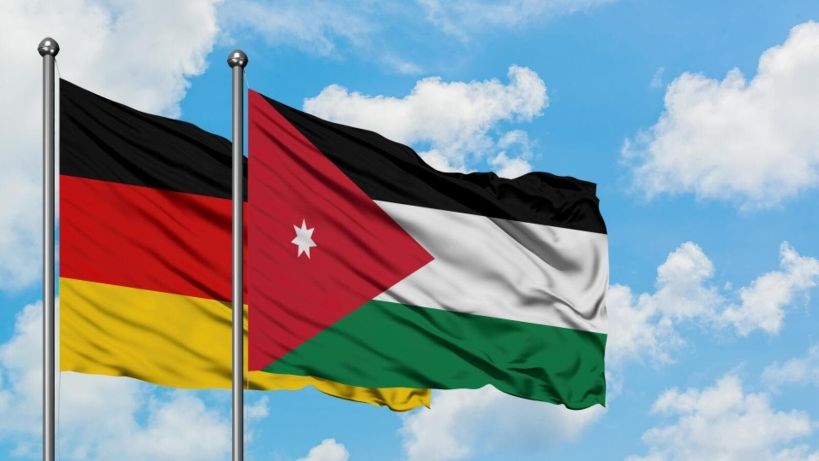 Germany is the second largest donor to Jordan.