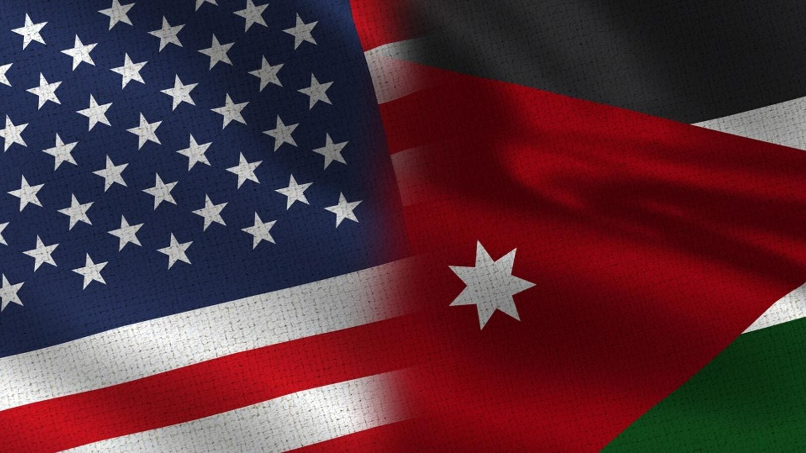 Jordan and the US on Tuesday signed three agreements.