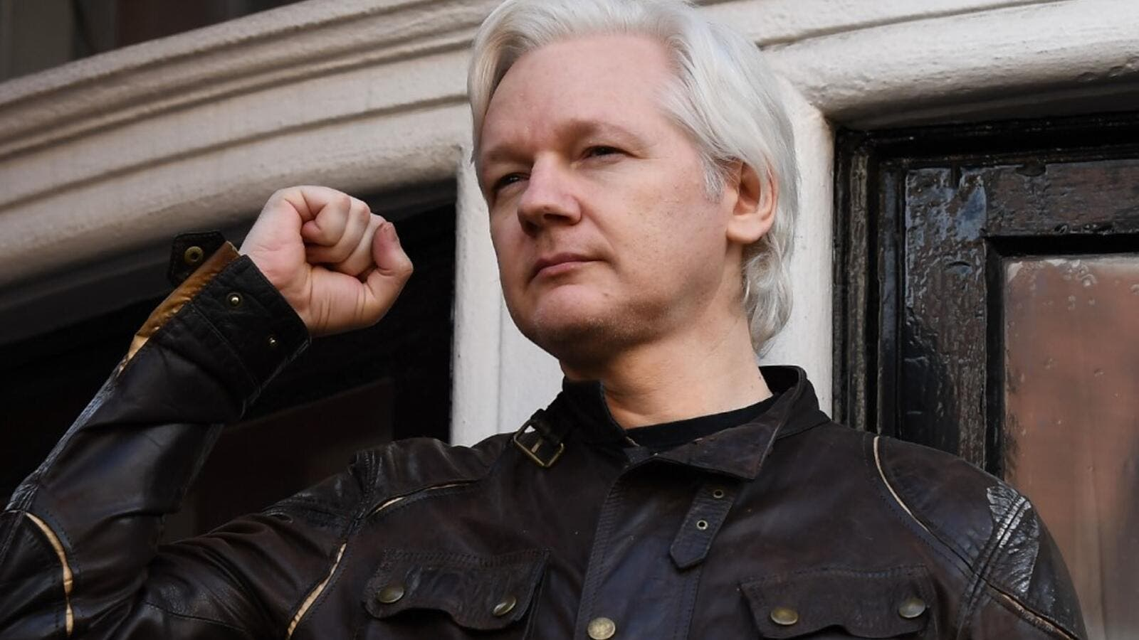 Julian Assange (AFP)