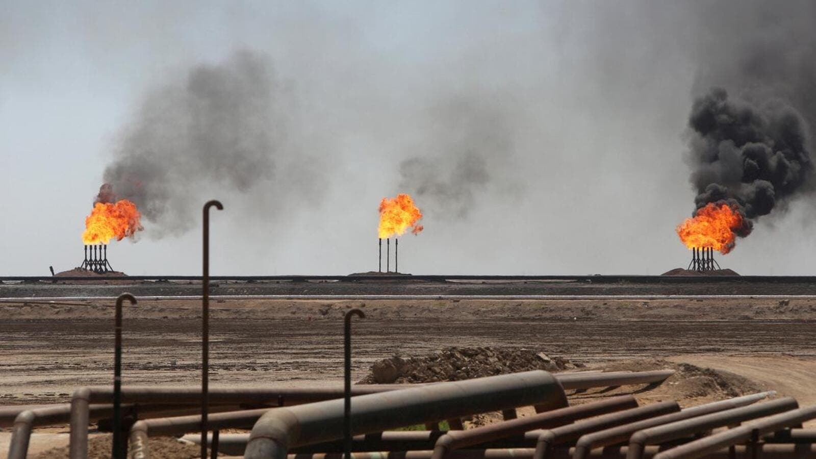 Oil prices up on US-Iran tensions (Twitter)