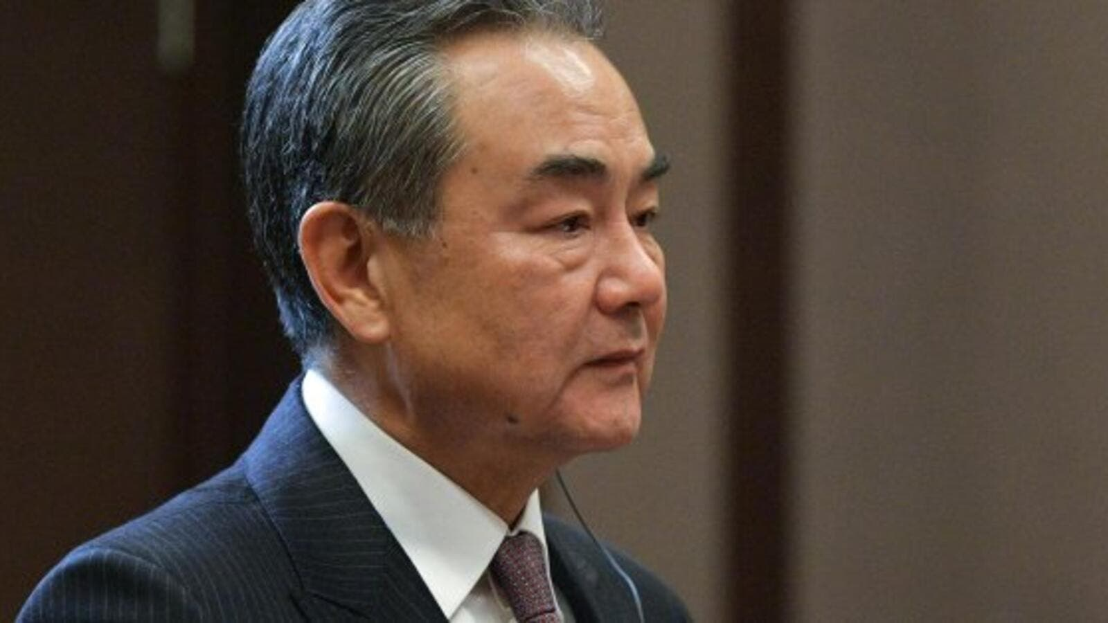 Chinese Foreign Minister Wang Yi (Twitter)
