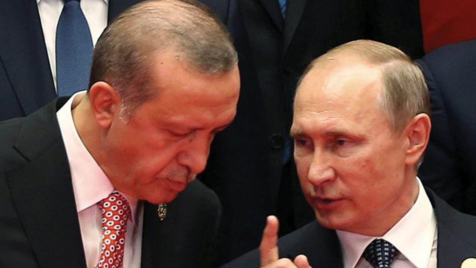 نتيجة بحث الصور عن بوتين واردوغان