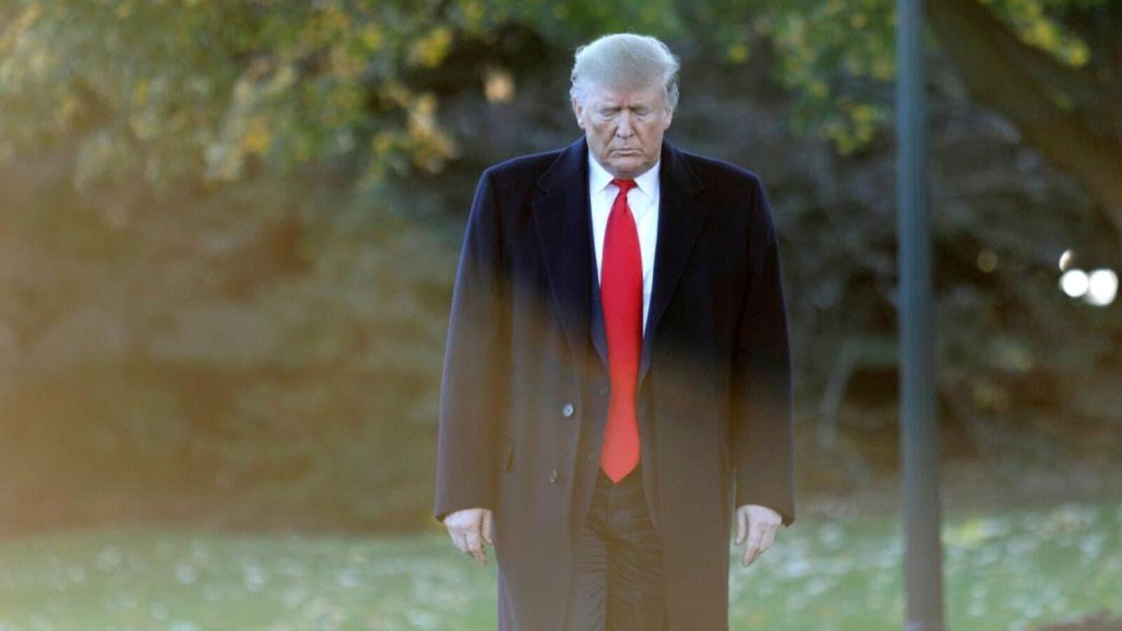 البيت الأبيض: ترامب يريد محاكمة