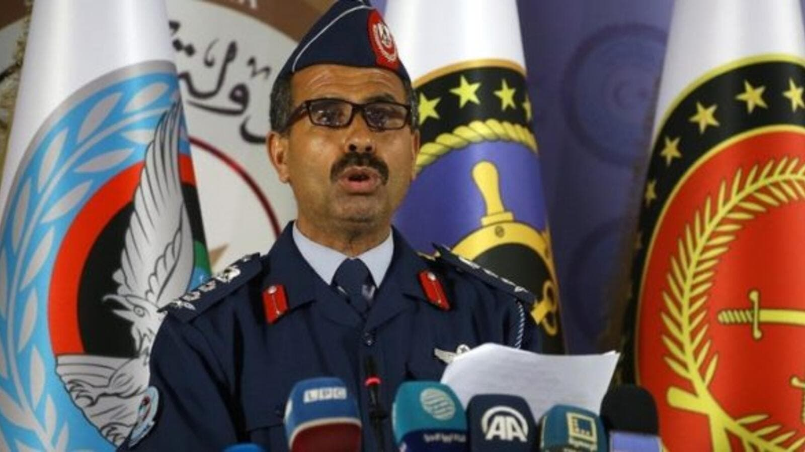 الجيش الليبي مستبعدًا سقوط العاصمة: أبوظبي أقرب لحفتر من طرابلس ...