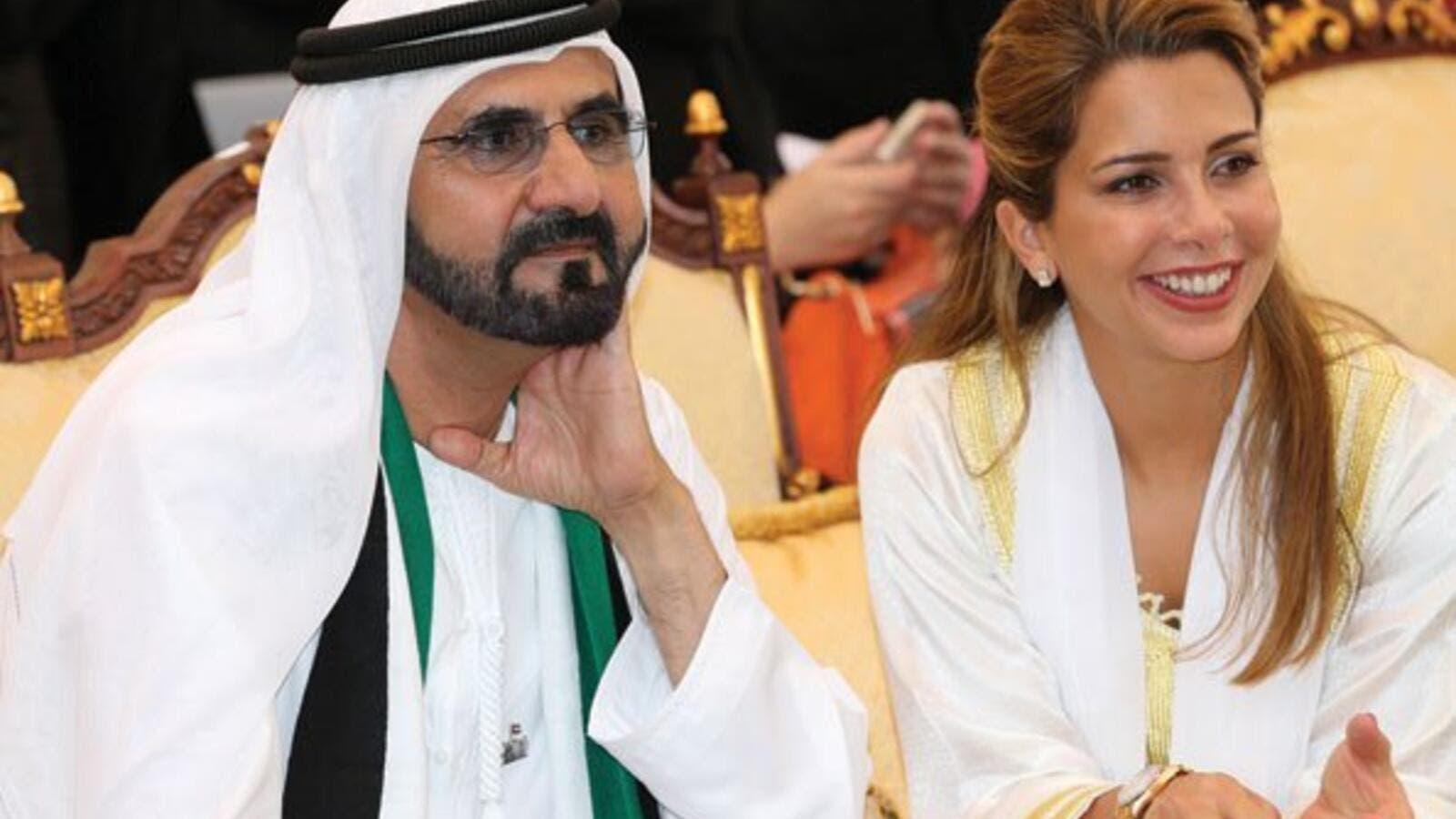 Fake Poem to Princess Haya by Dubai's Ruler Shared Online | Al Bawaba