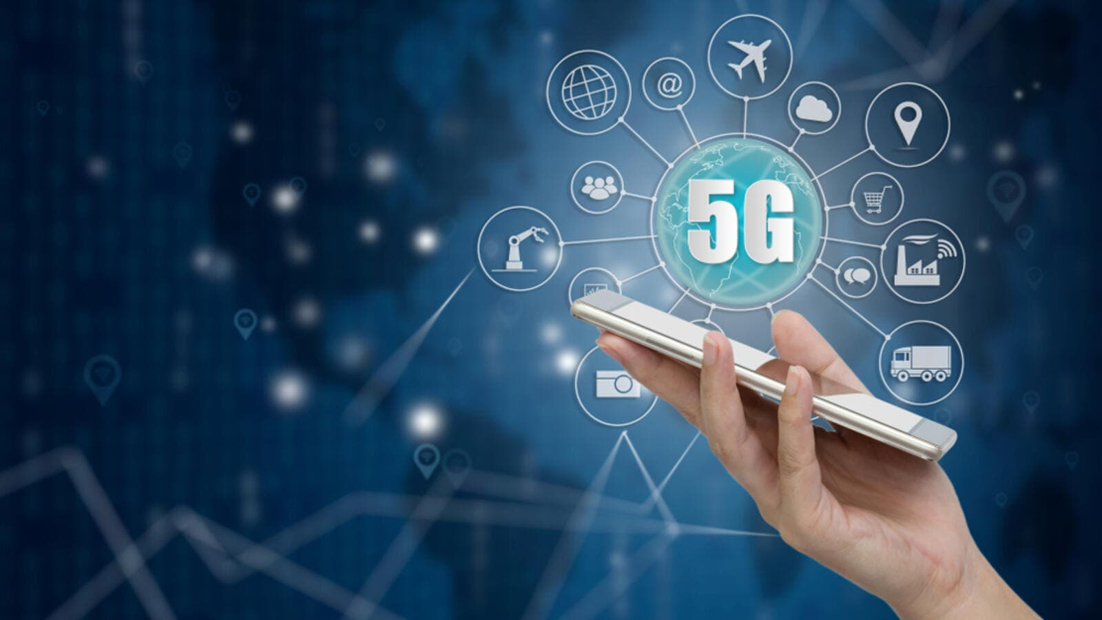 5G is also a key component for emerging technologies, such as the Internet of Things, autonomous vehicles and machine-to-machine communication.