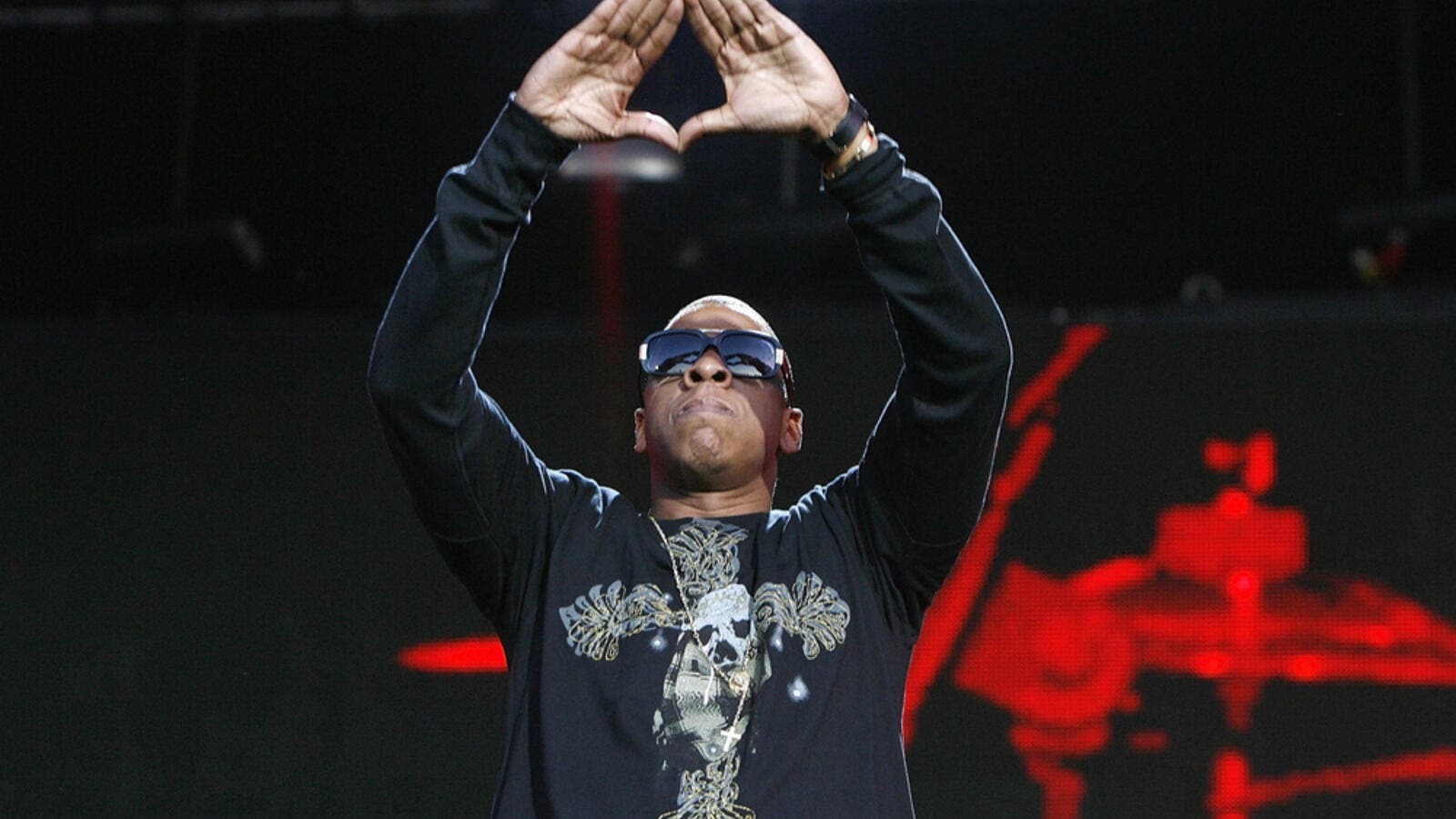 Jay-Z was recently named by Forbes magazine as hip hop's first billionaire.
