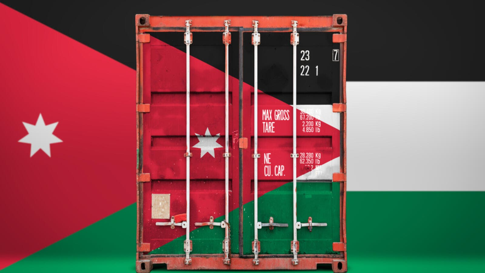 Jordan's exports to North American Free Trade Agreement (NAFTA) countries have increased by 2.5 per cent, including to the US by 3 per cent.