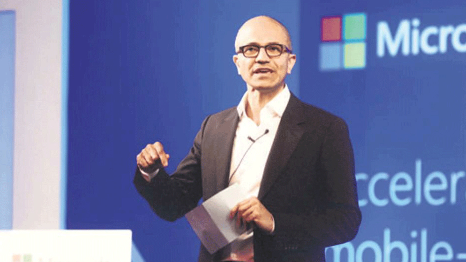 Nadella received a $1 million base salary jump and an increase in stocks.