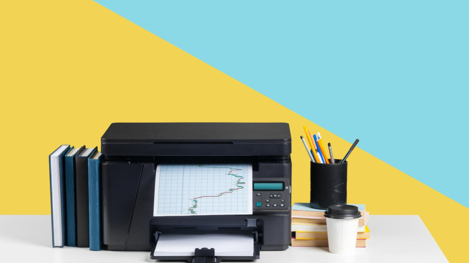 These brilliant devices can handle standard print capabilities as well as photocopying, scanning and even faxing as well.