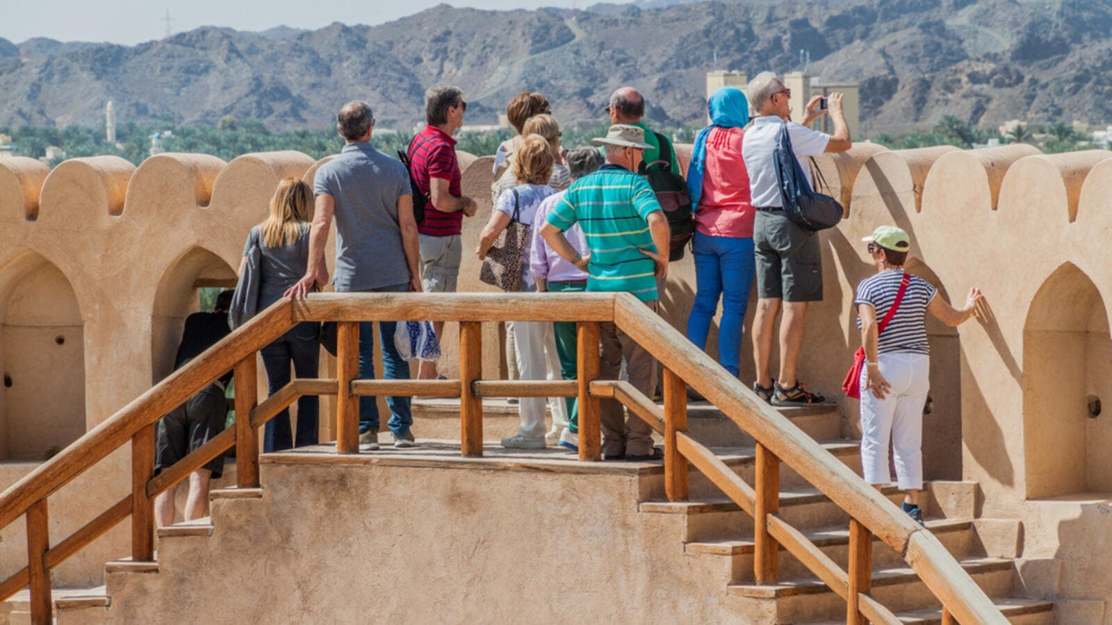 There were 330,685 foreign visitors to Oman in April 2019 – 84,452 more than the same month in the previous year, accounting for a 34.3 percent increase.