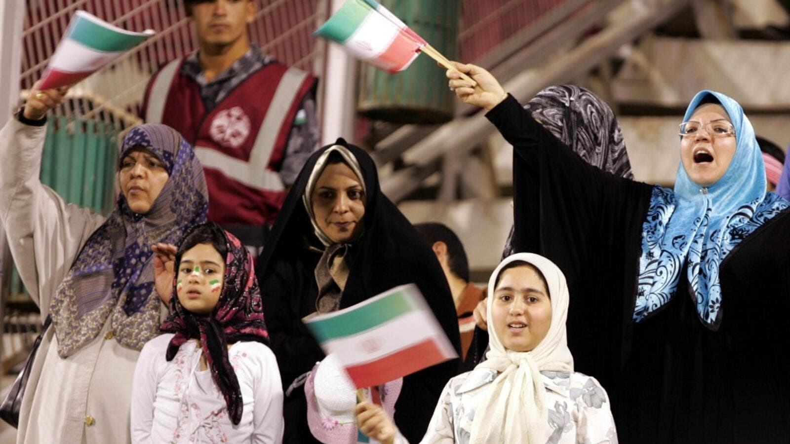World football's governing body FIFA ordered Iran last month to allow women access to stadiums without restriction